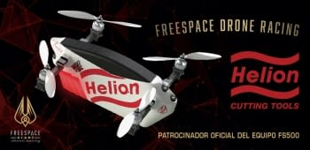 Alliance Helion Tools – Freespace Drone Racing